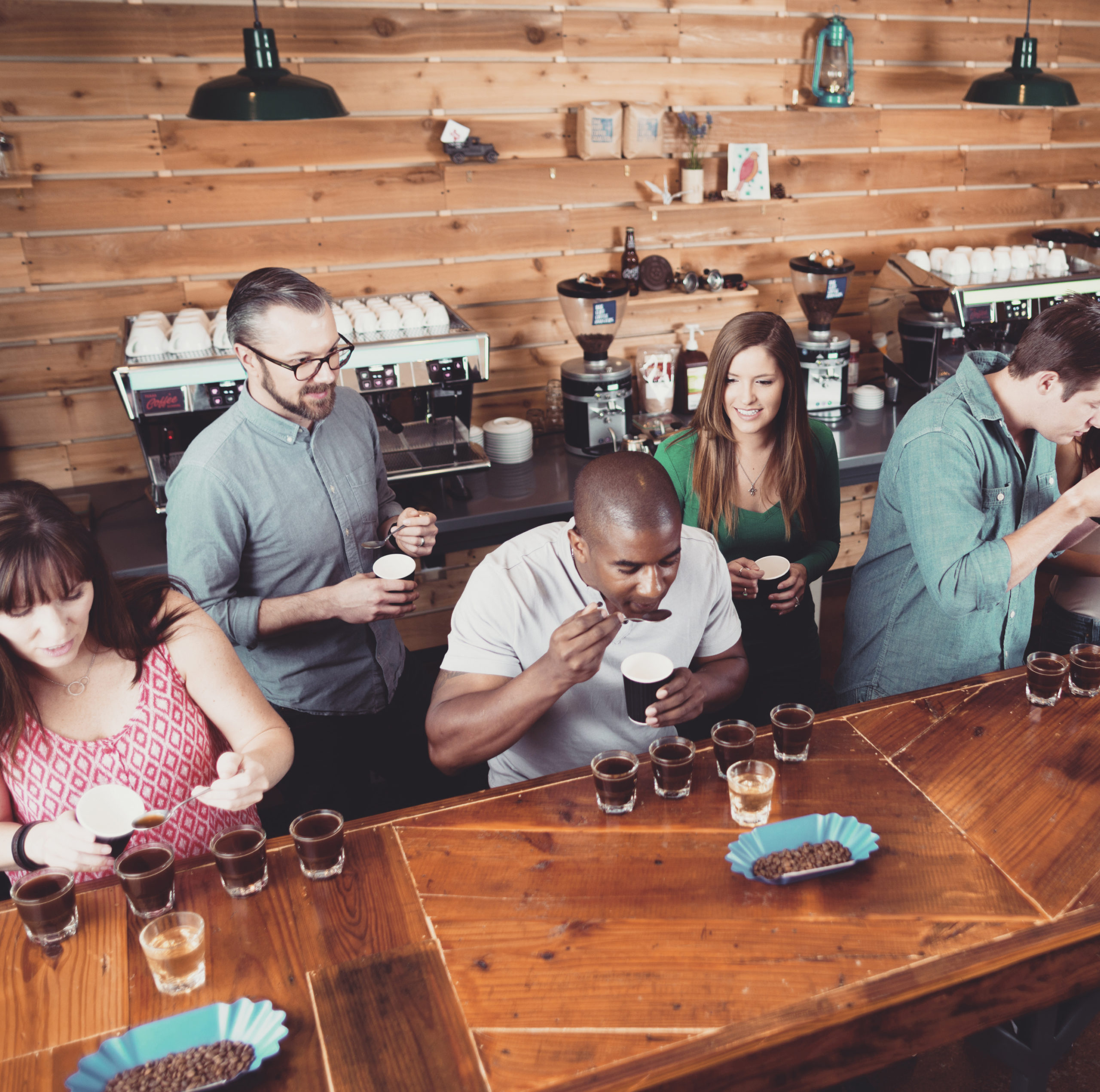 Employment opportunities at Texas Coffee School