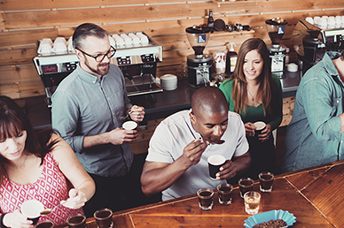 Pour over coffee | Coffee Cupping Texas Coffee School