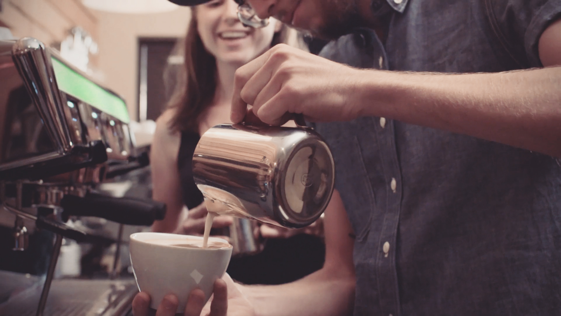 Latte Art Class | Pour Over Coffee